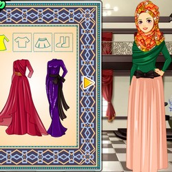 Games fashion dress up games