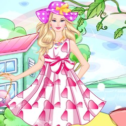 New Barbie Wedding Dress Up Games 2017 104